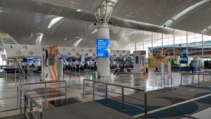 Fasilitas Tes GeNose di Bandara Kuala Mampu Layani 1.000 Orang Per Hari