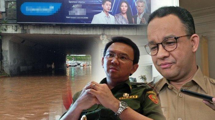 Benny Susetyo Cecar Anies Baswedan soal Mengatasi Banjir Jakarta, imbau Belajar dari Ahok