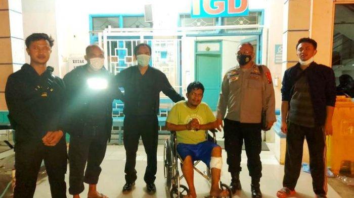 Pakai Modus Lama, Bandit Kampung Ditembak Polisi Setelah Merampok Motor Warga
