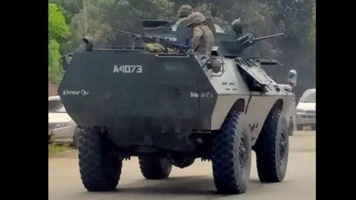 Pasukan Filipina bergerak ke Kota Datu Paglas yang dikuasai teroris BIFF