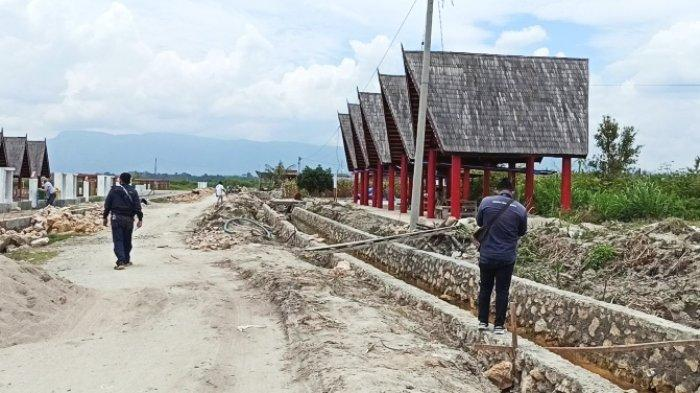 Bangunan Pariwisata Toba tak Sesuai Spesifikasi, Kepala Dinas Langsung Pulangkan Material