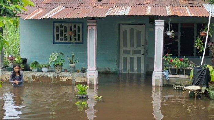WASPADA, Desa Sei Dua HulU Asahan Diprediksi Bakal Tenggelam Lagi