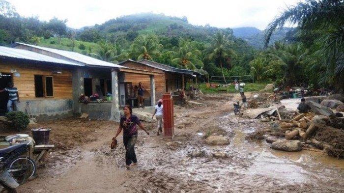 WARGA Tanah Karo mesti Waspadai Banjir dan Longsor, Ini Imbauan BPBD Karo