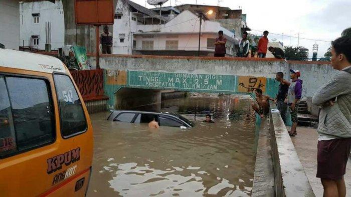 Banjir Kota Medan Dprd Minta Wali Kota Evaluasi Dinas Pu Tribun Medan