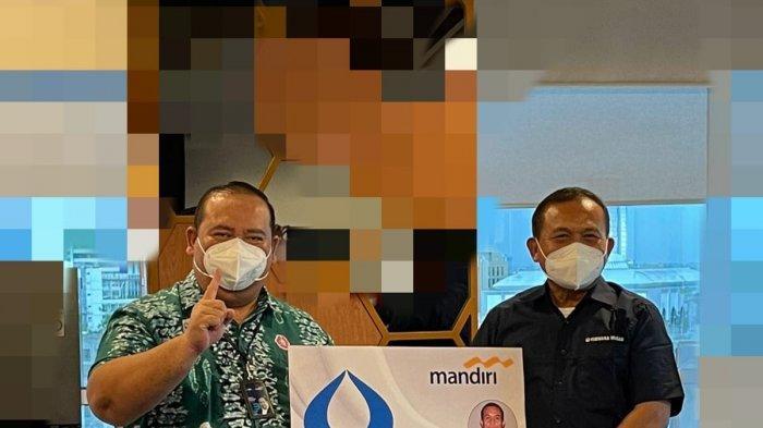 Bank Mandiri Region Sumatera Launching e-Money, Bareng Hiswana Migas