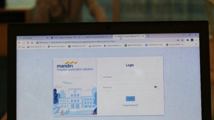 Mandiri Digital : Bank Mandiri Layani Transaksi Keuangan Online di Sektor Jasa Kesehatan