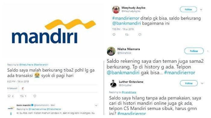 Berlaku Mulai Hari Pelayanan Bank Mandiri Selama Ramadan Pukul 09 00 Wib Hingga Pukul 14 00 Wib Halaman All Tribun Medan