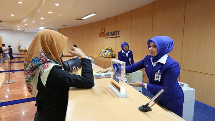Bank Sumut Sesuaikan Jam Layanan Operasional Kantor, Ini Jam Pelayanannya