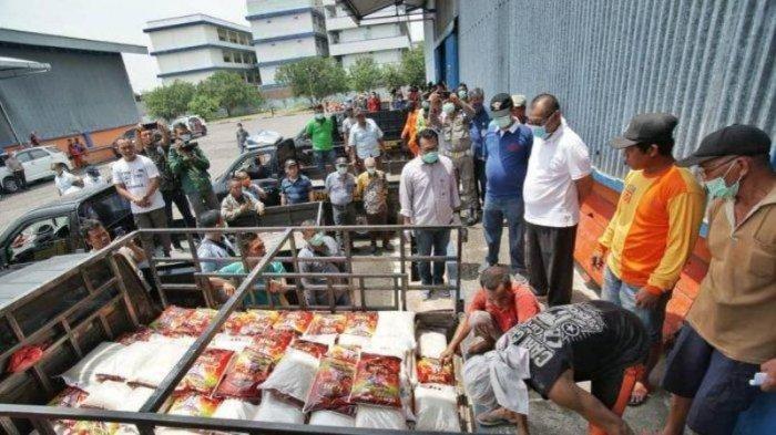 Bantuan Beras Pemko Belum Seluruhnya Didistribusikan, Kadis Sosial Sebut Masih 70 Persen