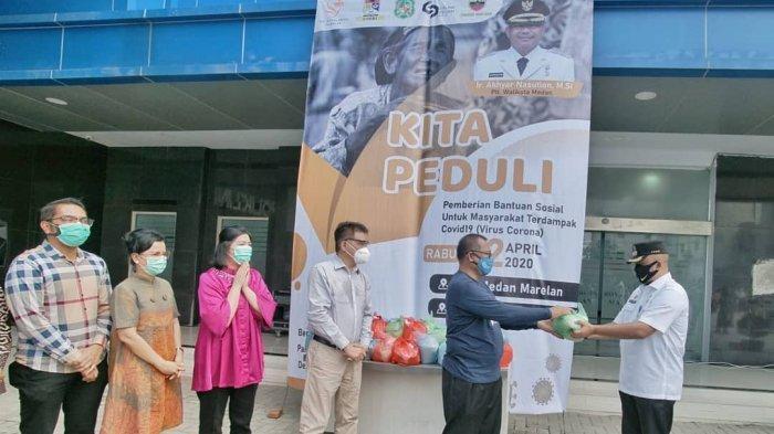 Plt Wali Kota Medan Bilang Seperti Ini ke Warga yang Tidak Mampu Memberi Bantuan