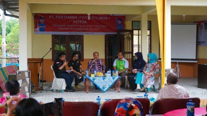 Kampung Lalang dan Tebingtinggi jadi Pilot Project Bebas Narkoba, Kapolres: Kita Masih Butuh Penerus