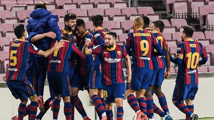 JAM Tayang Siaran Barcelona Vs Atletico Madrid, Ronald Koeman Tak Bisa Dampingi Lionel Messi Cs