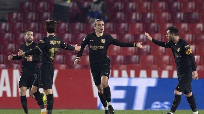 Antoine Griezmann Dikabarkan Belakangan Tahu Dijual Balik ke Atletico Madrid