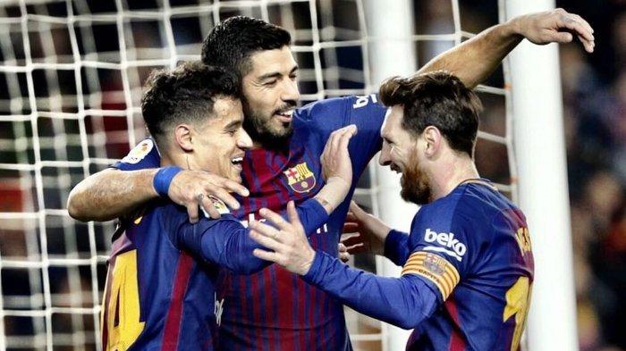 Bersua Barcelona, Pelatih Atletico Madrid Akan Berusaha Wujudkan Mimpi
