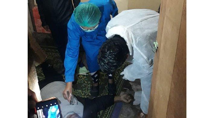 Diduga Sakit Asma Kambuh, Barita Purba Ditemukan Meninggal di Kontrakan