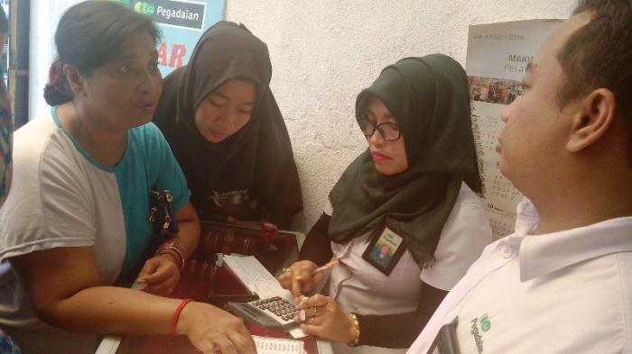 Ada Bazaar Emas Di Pegadaian Syariah Cabang Setiabudi