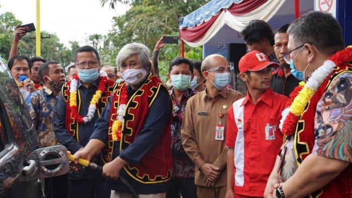 BBM Satu Harga Kembali Hadir di Pelosok Bumi Tano Niha