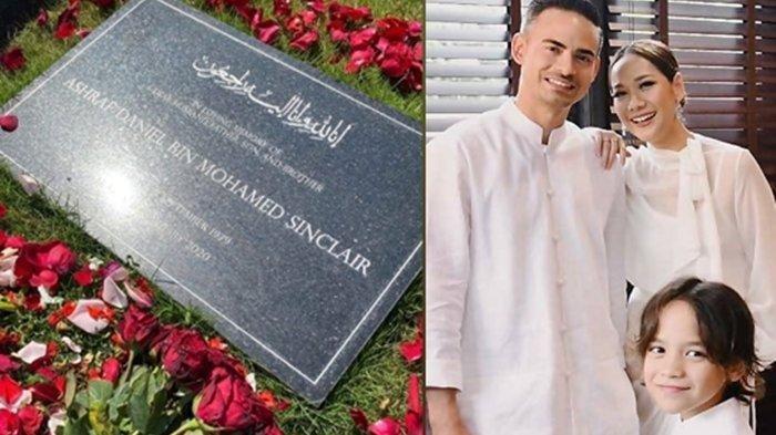 BCL kunjungi makam sang suami