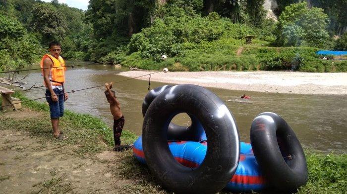 SERUNYA Bermain Flying Fox hingga Rafting di Pantai Simalo, Bisa untuk Keluarga Juga