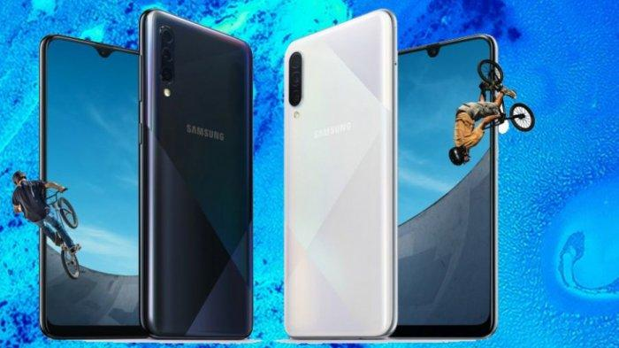 BEDA SPESIFIKASI Galaxy A50s dan A30s, Samsung Resmi Perkenalkan Produk Ponsel Baru - Keunggulannya