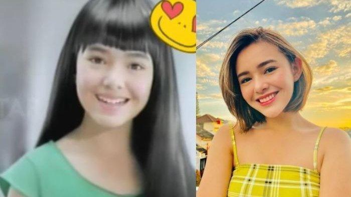 Begini transformasi Amanda Manopo. (Youtube STARPRO Indonesia/Instagram/amandamanopo)