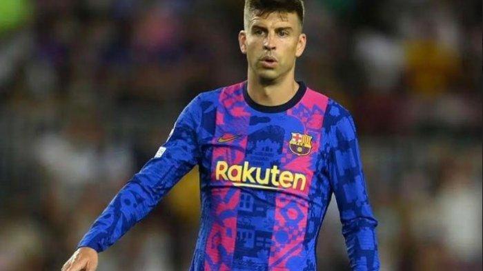 GERARD Pique Geram pada Suporter Barcelona setelah Dipermalukan Bayern Munchen 3-0 di Kandang