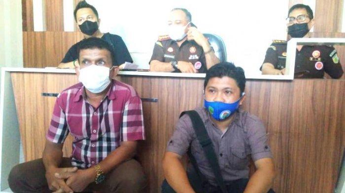 Bekas Honorer Kejati Sumut Ditangkap Memeras Bersama Ketua LSM, Korbannya Kepala Sekolah