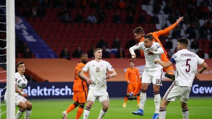 JADWAL Siaran Kualifikasi Piala Dunia 2022 Malam Ini, Prancis dan Spanyol Cari Obat Sakit Hati