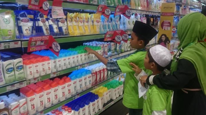 Diskon Gila-Gilaan Transmart Carrefour, Harganya Ada yang Serba Rp 4.900 Loh