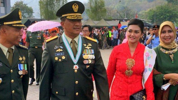 Menikah dengan Duda Mantan Jenderal TNI, Artis Ini Ternyata Pernah tak Akur dengan Anak Sambung