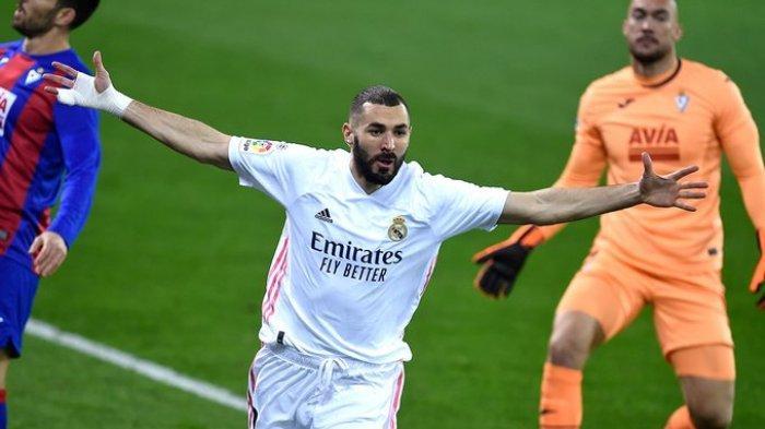 BENZEMA Jadi Penyelamat Real Madrid dengan Mencetak Hat Trick dan Camavinga Raih Gol Perdana