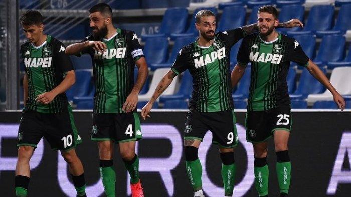 Wacana Pelarangan Pakaian Warna Hijau di Liga Italia, Bagaimana Nasib Sassuolo?