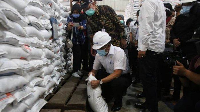 952 Ribu Kelompok Penerima Manfaat di Sumut akan Peroleh Bantuan Beras Pemerintah