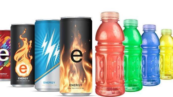 BERITA KESEHATAN: Bahaya dan Efek Samping Minuman Energi, Risiko Tekanan Darah Tinggi, Kejang-kejang