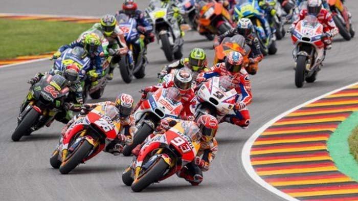 MotoGP: Hasil Kualifikasi, Jadwal & LInk Live Streaming MotoGP Ceko 2019,Marc Marquez Start di Depan