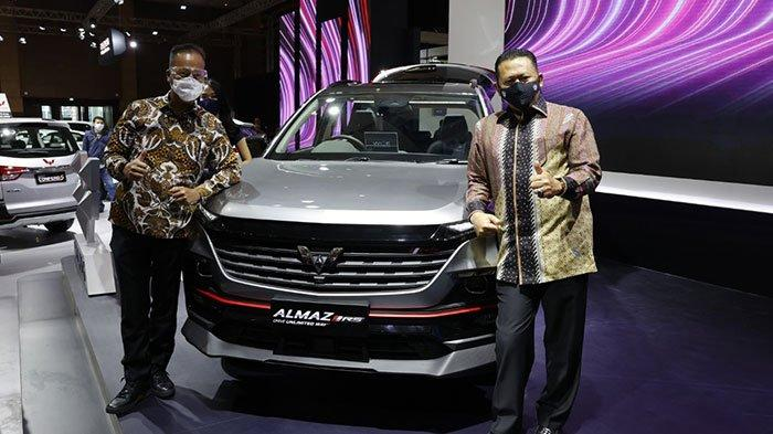 Wuling Berpartisipasi di Indonesia International Motor Show Hybrid 2021