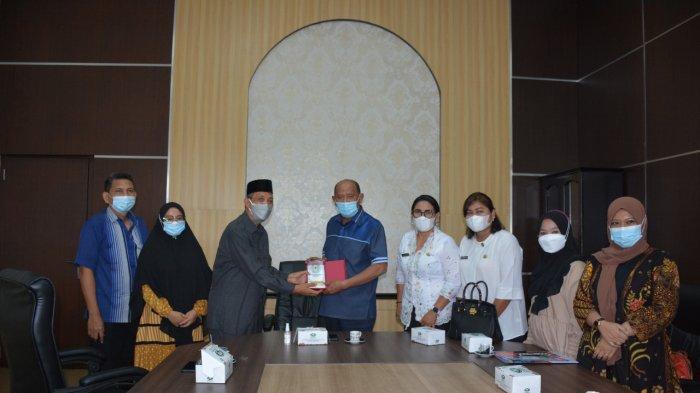 Rektor Institut Kesehatan Helvetia Ajak Tingkatkan SDM Kesehatan di Langkat