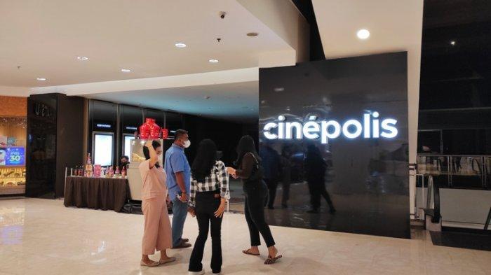 PIHAK Mal Tak Sabar Bioskop Dibuka Kembali, Mampu Dongkrak Okupansi hingga 50 Persen