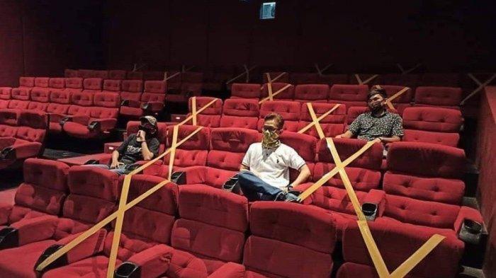 Bioskop di Medan Sudah Boleh Buka, Berikut Syarat Operasional dan Protokol Kesehatannya