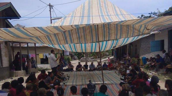 Warga Tobasa Ogah Bicarakan Soal Pariwisata Bila Status Tanah Adat Belum Jelas