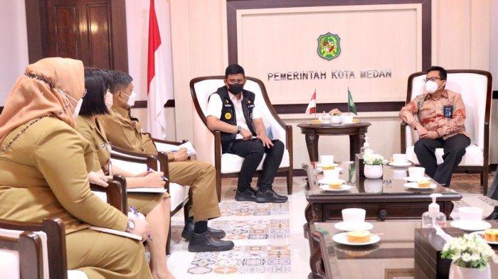 Bobby Nasution Ajak BNI Kembangkan UMKM Medan