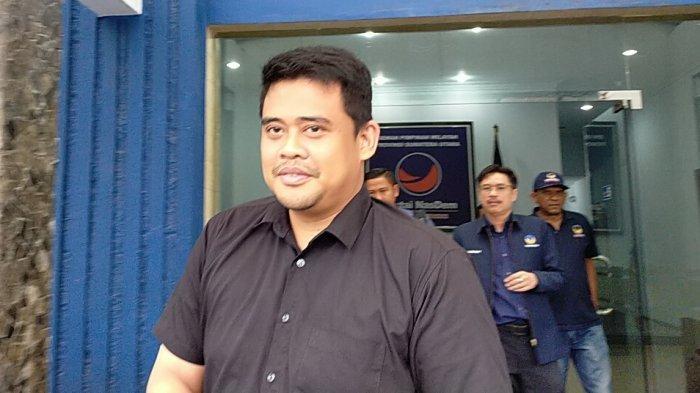 Bobby Nasution Ungkap Kriteria Tandemnya dalam Pilkada Kota Medan