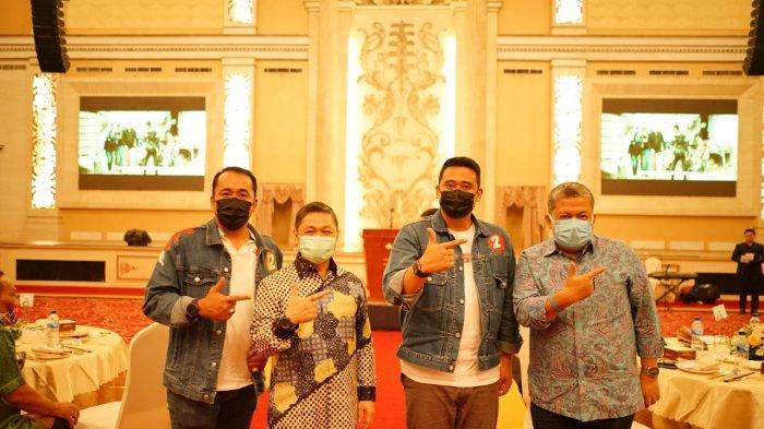 Fahri Hamzah Turun Lagi ke Medan, Beber Kelebihan Bobby Nasution dan Pembelaan soal Isu Ibu Kota