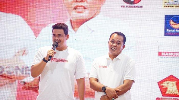 Bobby-Aulia Menang Pilkada Medan, Ketua Tim Relawan Ingatkan Bawa Perubahan Positif