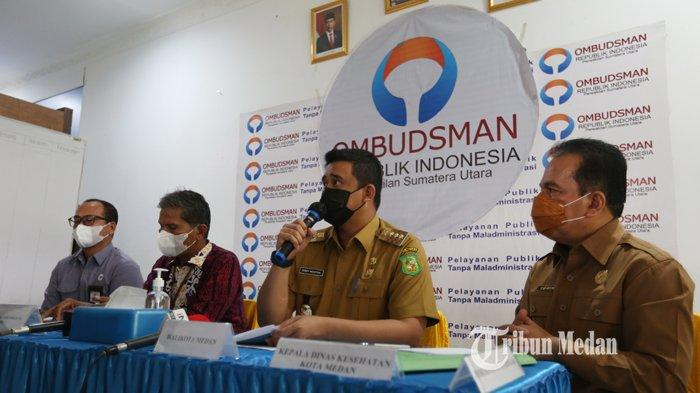Ombudsman Minta Bobby Nasution Pecat Oknum yang Melakukan Pungli di Dinas Pendidikan Kota Medan