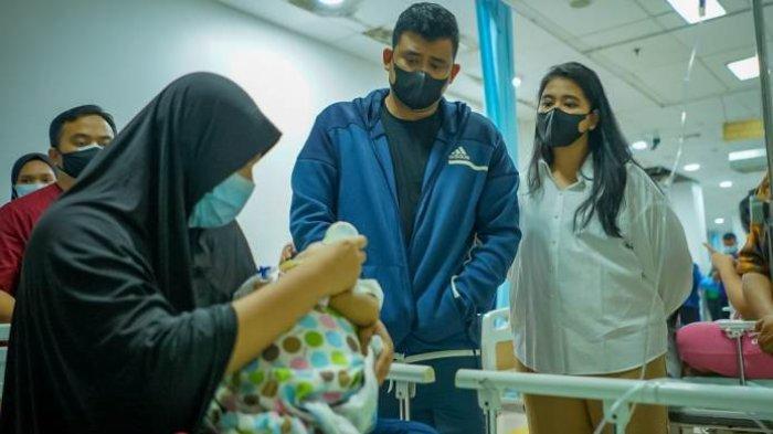 Bobby Nasution Jamin Penyembuhan Bayi Penderita Atresia Bilier dan Tunggu Persetujuan Ortu Bayi