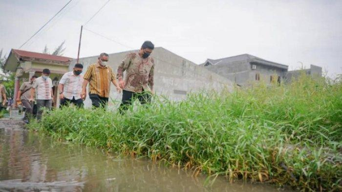 NORMALISASI SUNGAI, Bobby Nasution Perkuat Koordinasi, Anggarkan Pembebasan Tanah Rp 45 Miliar