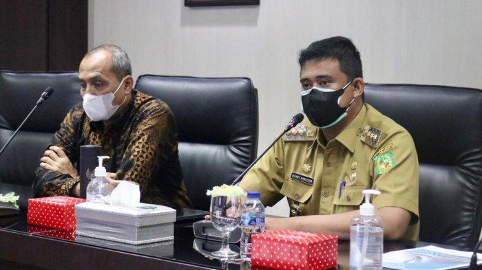 Hasil Survei Jeblok, Bobby Nasution Minta Mutu Pelayanan RSUD Pirngadi Ditingkatkan