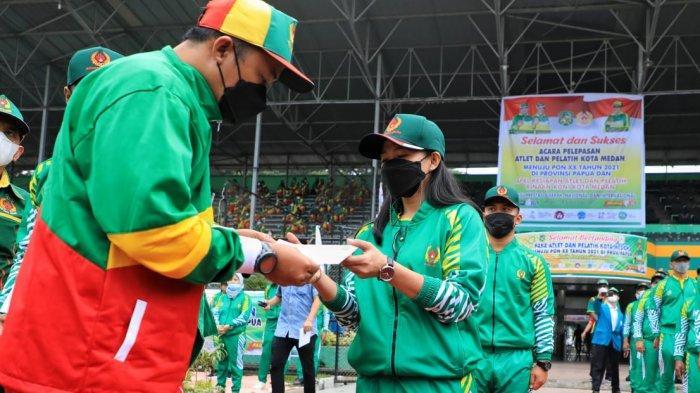 Targetkan 9 Emas, Bobby Nasution Harapkan Atlet dapat Bangkitkan Semangat Warga Medan