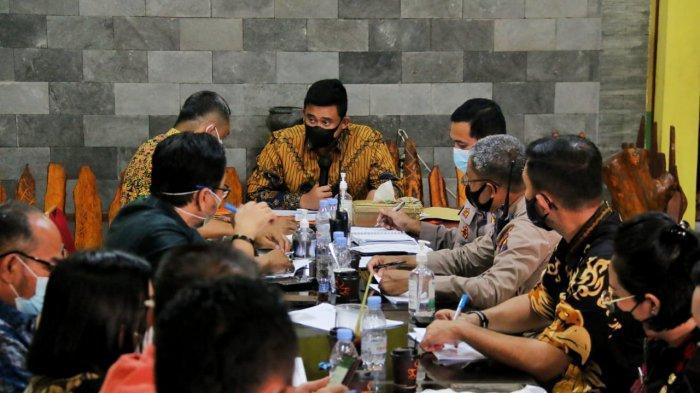 Wali Kota Medan Beberkan Perkembangan Covid-19 di Kota Medan, Berkantor Kecamatan Medan Helvetia